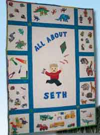 All About the Boy Quilt
