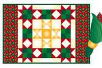 Holiday Placemats and Napkins