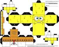 Over 50 Free Spongebob Squarepants Crafts And Patterns At
