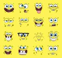 Spongebob Vector Images