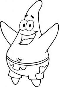 How To Draw Patrick Star