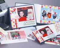 Christmas Scrapbooking Kit