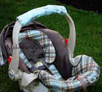 Car Seat Handle Cover