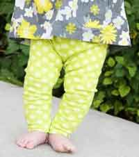 Super Simple Baby Leggings