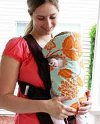 baby bjorn carrier washing instructions