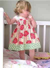 Over 100 Free Sewing Patterns For Baby