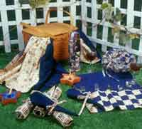 Patriotic Picnic Set