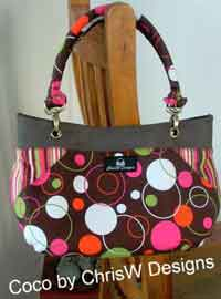 Free Bag Pattern Coco