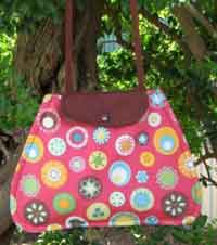 Mandy Bag Free Sewing Pattern
