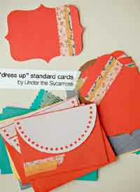 Dress Up Standard Cards