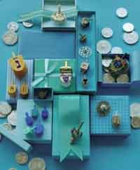 Dreidel Crafts