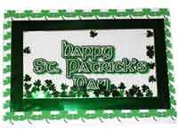 St. Patricks Day Shaker Card