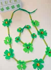 St. Patricks Kids Jewelry