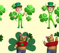 Kids St Patricks Images