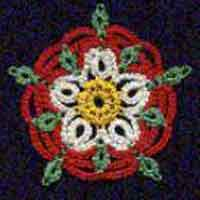 English Tudor Rose