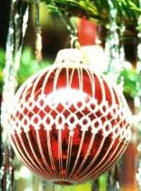 Sun Ball ornament