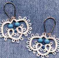Frilled Earrings