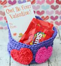 c60dd6be4 Over 100 Free Valentine's and Heart Crochet Patterns at AllCrafts!