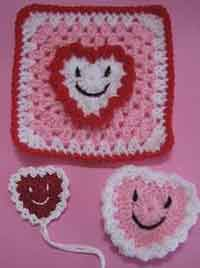 Happy Heart Motif