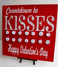 Countdown to Kisses