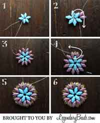 Tutorial: Summer Medallions