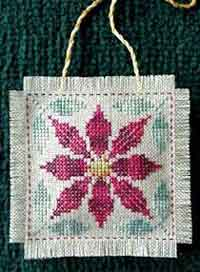 Shades of Christmas - cross stitch